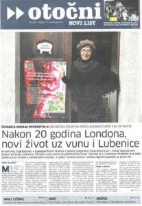 Nakon 20 godina Londona, novi život uz vunu i Lubenice