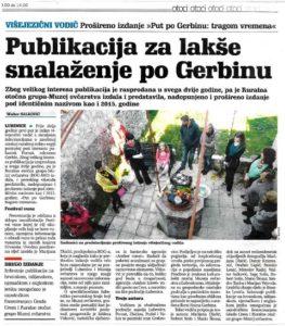 Publikacija za lakše snalaženje po Gerbinu