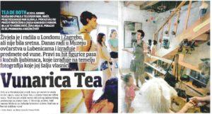 Vunarica Tea